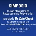 SIME 37 congresso medicina estetica roma maggio 2016 e simposio zein obagi