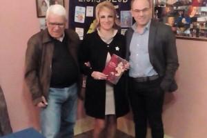 """Anteprima di presentazione de """"La dieta dei pupi siciliani"""" di Fabrizio Melfa al Club Lion Termini Himera Cerere"""